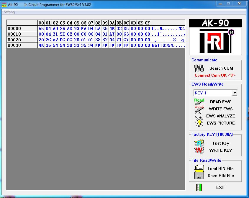 E46 Key Programming- AK90 Guide - NCS-Expert com